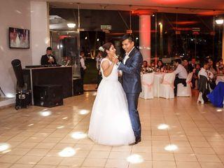 El casamiento de Hugo y Gabriela