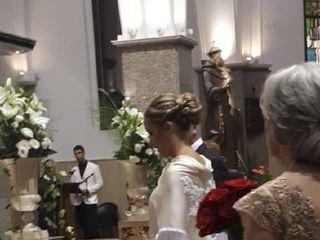 El casamiento de Luisina y Daniel 1