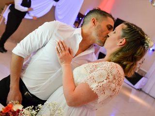 El casamiento de Nadia y Adrián