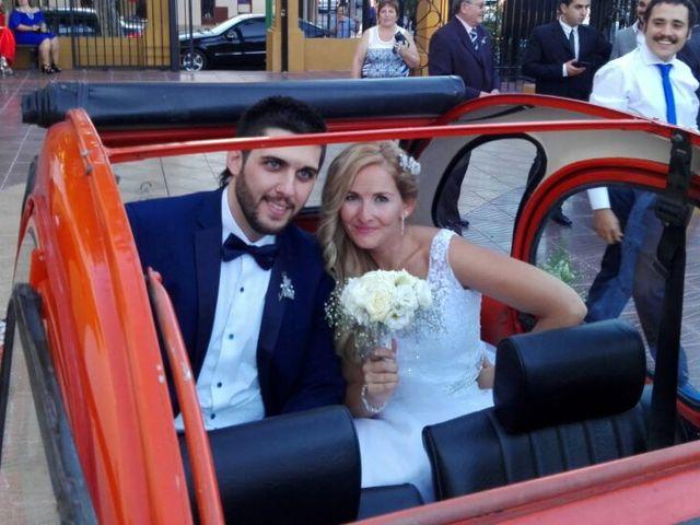 El casamiento de Romi y Gero