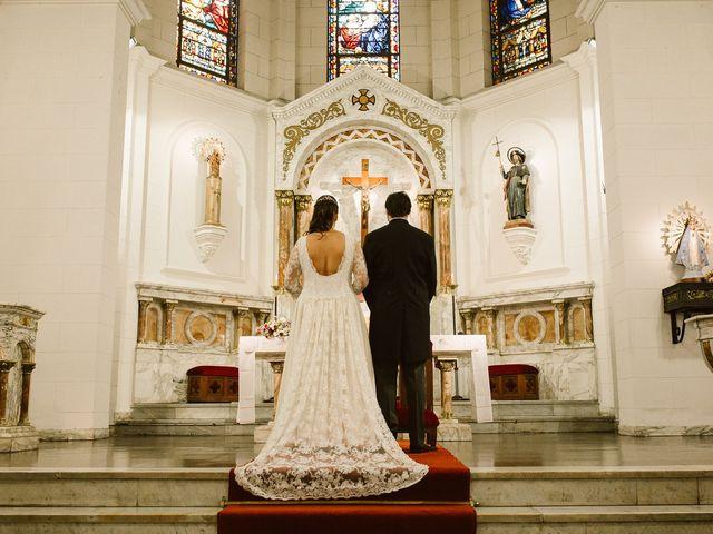 El casamiento de Loreto y Emilio