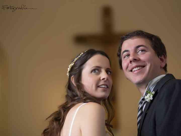 El casamiento de Pachu y Nano
