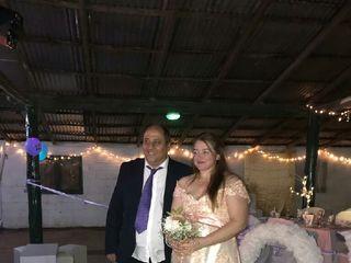 El casamiento de Iris y Javier 2
