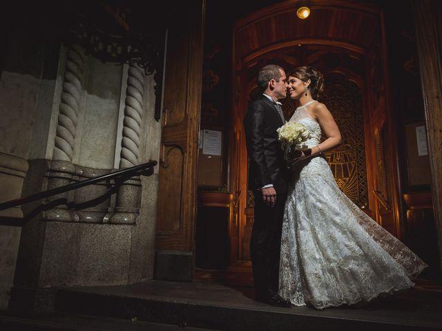 El casamiento de Sabri y Fede