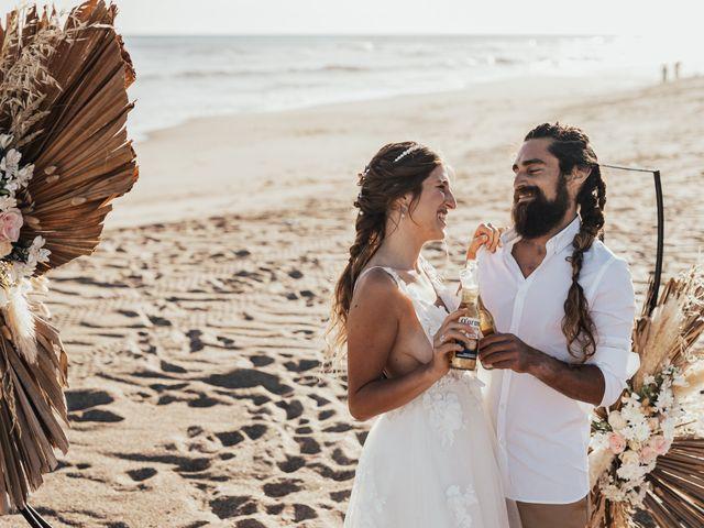 El casamiento de Mili y Cristian