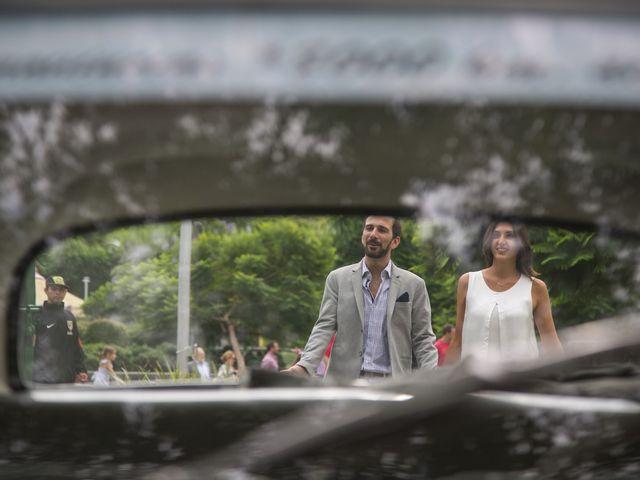 El casamiento de Rocío y Leandro