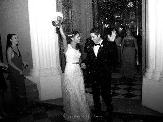 El casamiento de Paz y Emanuel