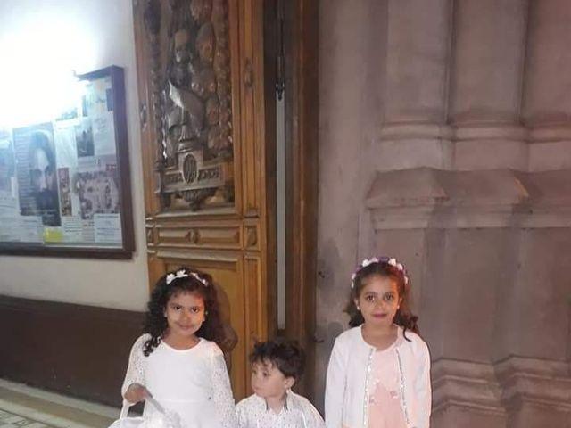 El casamiento de Agustín y Malvina Yamile en Bermejo, Mendoza 3