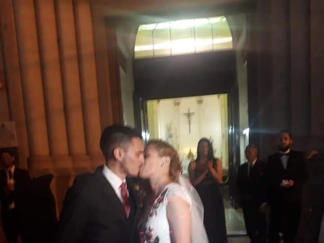 El casamiento de Agustín y Malvina Yamile en Bermejo, Mendoza 6
