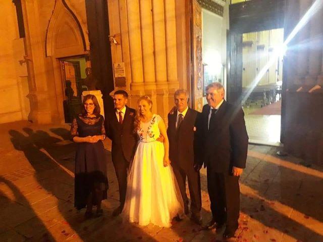 El casamiento de Agustín y Malvina Yamile en Bermejo, Mendoza 7
