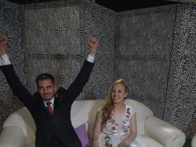 El casamiento de Agustín y Malvina Yamile en Bermejo, Mendoza 10