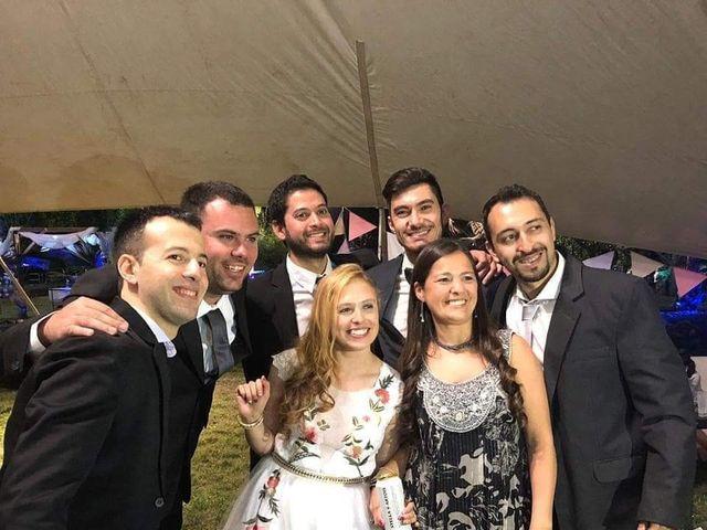 El casamiento de Agustín y Malvina Yamile en Bermejo, Mendoza 11