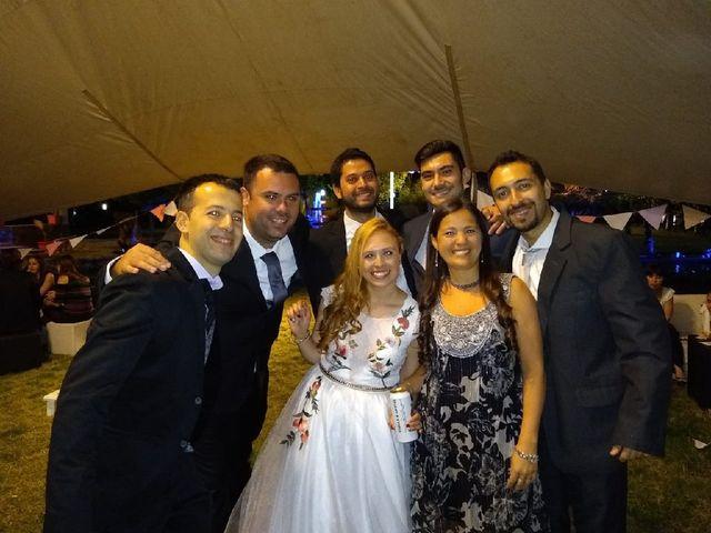 El casamiento de Agustín y Malvina Yamile en Bermejo, Mendoza 12