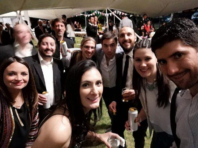 El casamiento de Agustín y Malvina Yamile en Bermejo, Mendoza 13