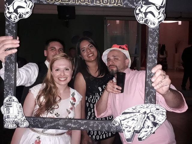 El casamiento de Agustín y Malvina Yamile en Bermejo, Mendoza 14