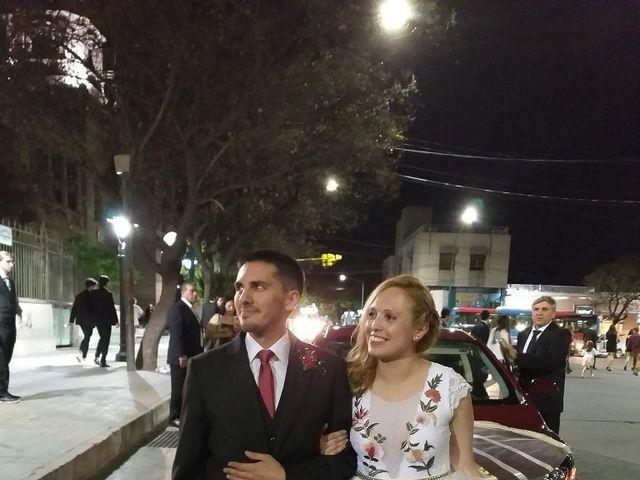 El casamiento de Agustín y Malvina Yamile en Bermejo, Mendoza 15