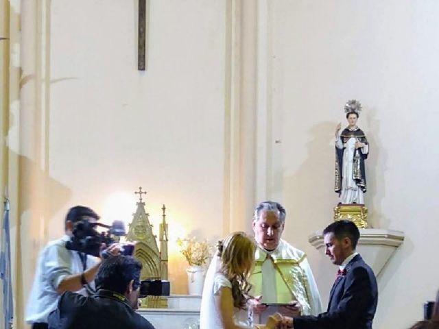 El casamiento de Agustín y Malvina Yamile en Bermejo, Mendoza 16