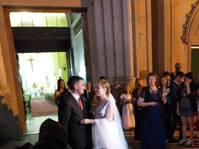 El casamiento de Agustín y Malvina Yamile en Bermejo, Mendoza 18