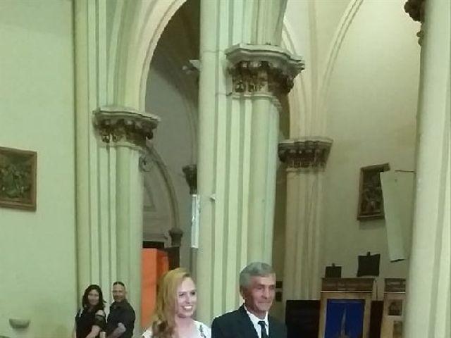 El casamiento de Agustín y Malvina Yamile en Bermejo, Mendoza 19