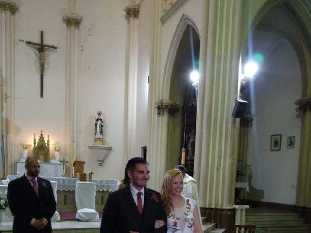 El casamiento de Agustín y Malvina Yamile en Bermejo, Mendoza 20
