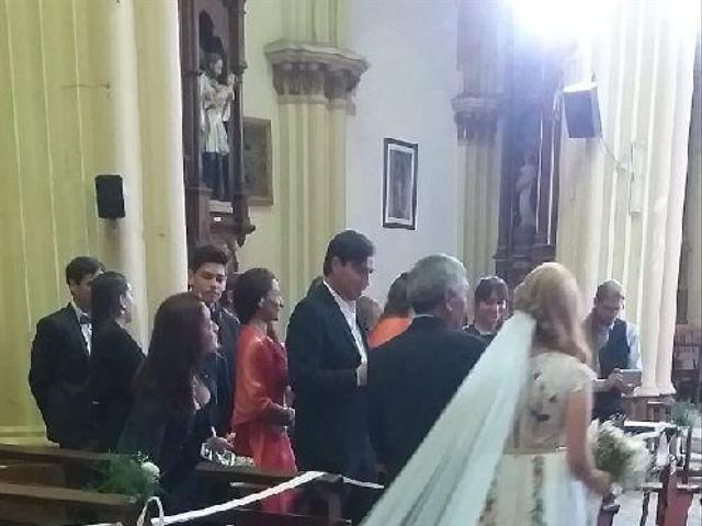 El casamiento de Agustín y Malvina Yamile en Bermejo, Mendoza 21