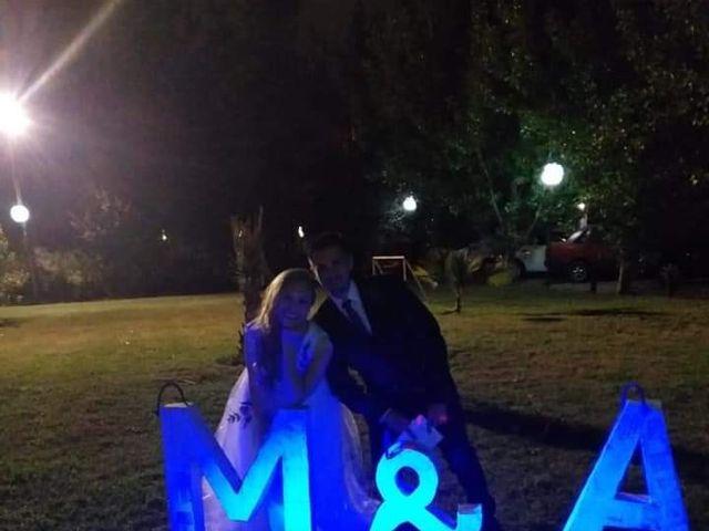 El casamiento de Agustín y Malvina Yamile en Bermejo, Mendoza 28