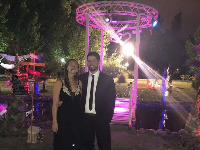 El casamiento de Agustín y Malvina Yamile en Bermejo, Mendoza 32