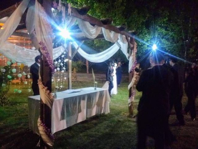 El casamiento de Agustín y Malvina Yamile en Bermejo, Mendoza 38