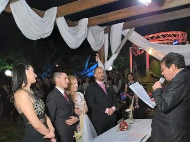El casamiento de Agustín y Malvina Yamile en Bermejo, Mendoza 40