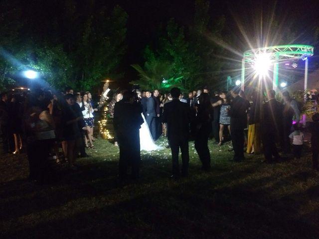 El casamiento de Agustín y Malvina Yamile en Bermejo, Mendoza 41