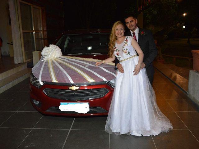 El casamiento de Agustín y Malvina Yamile en Bermejo, Mendoza 52