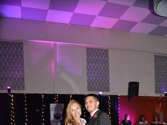 El casamiento de Agustín y Malvina Yamile en Bermejo, Mendoza 53