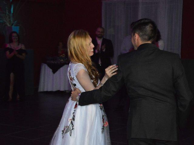 El casamiento de Agustín y Malvina Yamile en Bermejo, Mendoza 54