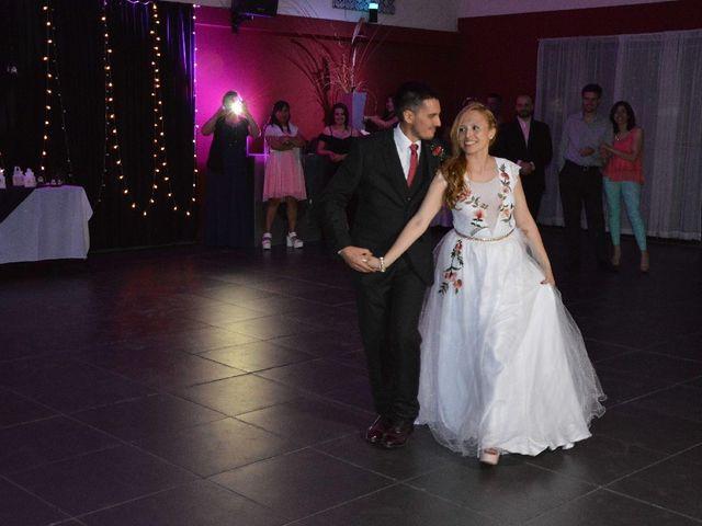 El casamiento de Agustín y Malvina Yamile en Bermejo, Mendoza 55