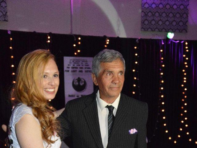 El casamiento de Agustín y Malvina Yamile en Bermejo, Mendoza 56