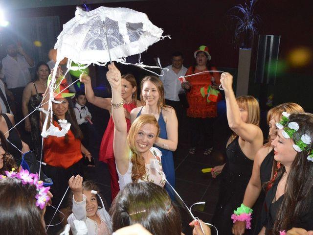 El casamiento de Agustín y Malvina Yamile en Bermejo, Mendoza 57