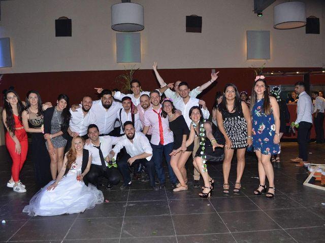 El casamiento de Agustín y Malvina Yamile en Bermejo, Mendoza 59