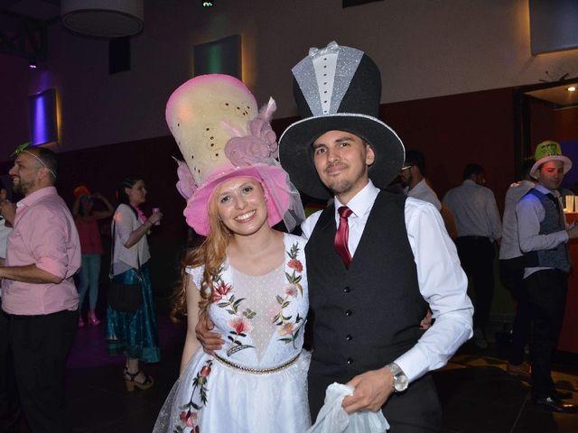 El casamiento de Agustín y Malvina Yamile en Bermejo, Mendoza 61