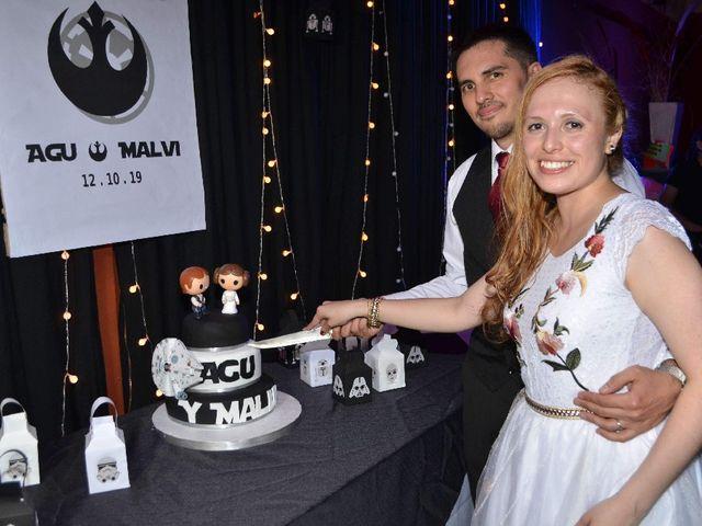El casamiento de Agustín y Malvina Yamile en Bermejo, Mendoza 62