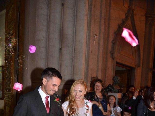 El casamiento de Agustín y Malvina Yamile en Bermejo, Mendoza 64