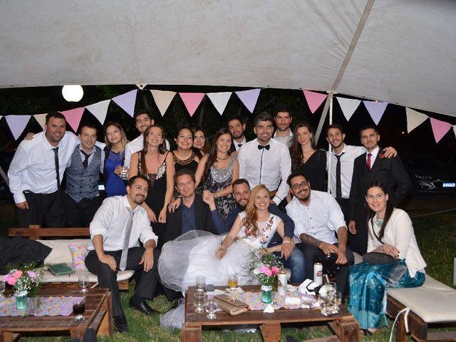 El casamiento de Agustín y Malvina Yamile en Bermejo, Mendoza 67