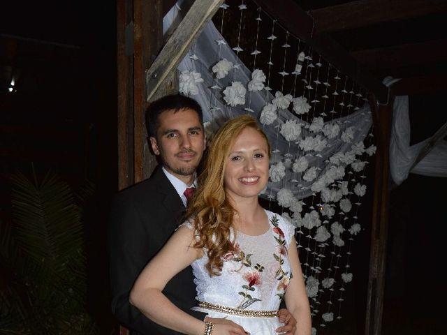 El casamiento de Agustín y Malvina Yamile en Bermejo, Mendoza 68