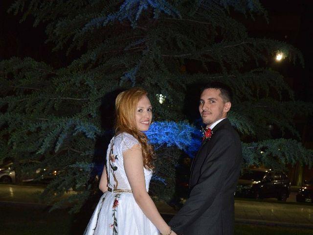 El casamiento de Agustín y Malvina Yamile en Bermejo, Mendoza 69