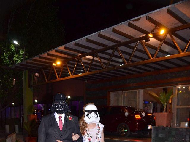 El casamiento de Agustín y Malvina Yamile en Bermejo, Mendoza 71