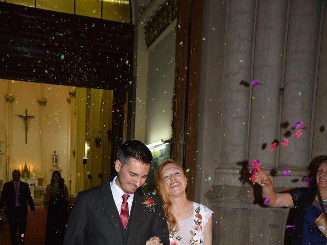 El casamiento de Agustín y Malvina Yamile en Bermejo, Mendoza 73
