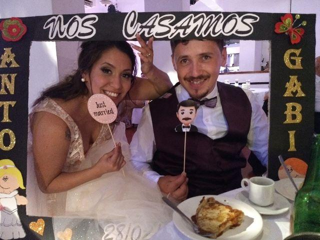 El casamiento de Gabriel y Antonella en Caballito, Capital Federal 5