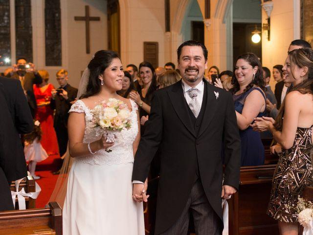 El casamiento de Isabel y Fabio