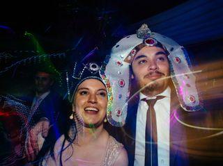 El casamiento de Fernanda y Lisandro
