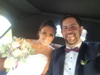 El casamiento de Mateo y Sil