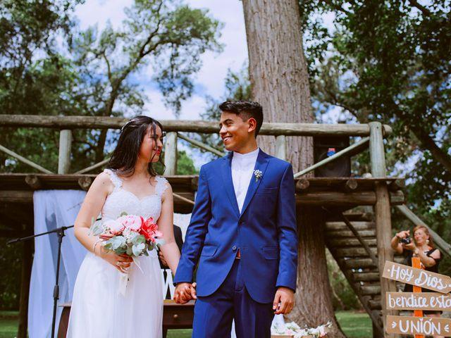 El casamiento de Yami y Walter